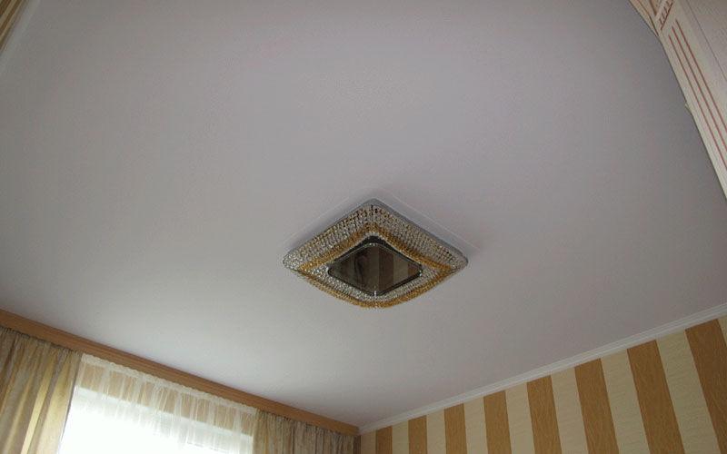 тканевые натяжные потолки 5