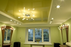 Многоуровневый потолок 12