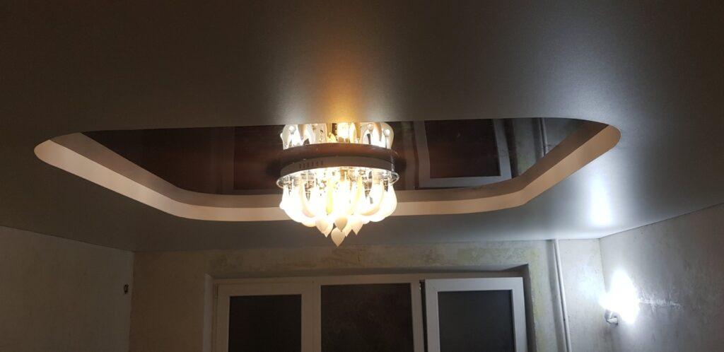 Многоуровневый потолок кишинёв