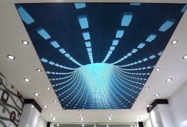 3d потолок в Молдове фото